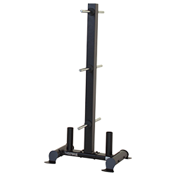 Inspire Fitness Olympic Bar & Weight Tree