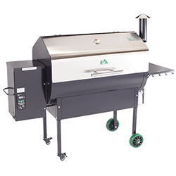 Green Mountain Grill Jim Bowie Grill - WIFI - Stainless Steel