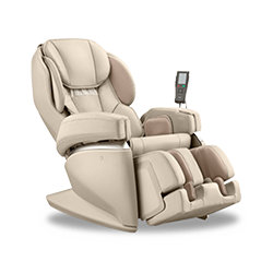 Synca JP1100 4D Massage Chair - Beige