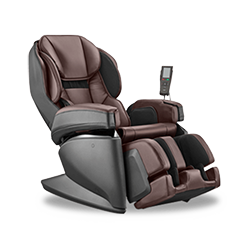 Synca JP1100 4D Massage Chair - Espresso