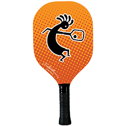 Pickleball Now  Club - Orange Dot