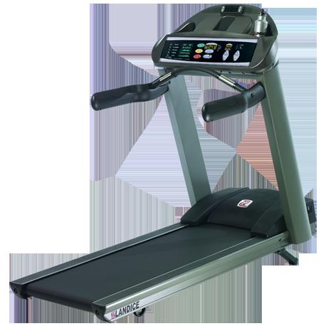 Landice L7 Treadmill with Pro Trainer Control Panel