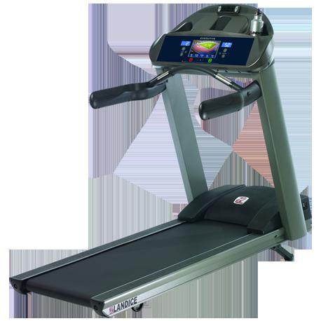 Landice L7 Treadmill with Executive Control Panel (Orthopedic Belt)