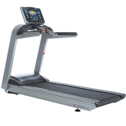 NEW Landice L8 Treadmill with Executive Control Panel (Orthopedic Belt)