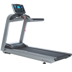 Landice L8 Treadmill with Pro Trainer Control Panel (Orthopedic Belt) - Floor Model