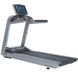 Landice L8 Treadmill with Cardio Trainer Control Panel