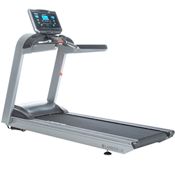 NEW Landice L8 LTD Treadmill with Pro Trainer Control Panel