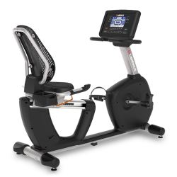 Landice R7 Recumbent Bike with Achieve Console