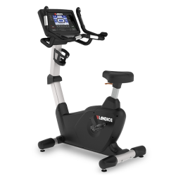 Landice U7 Upright Bike with Achieve Console