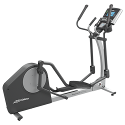 Life Fitness X1 Elliptical Cross-Trainer with Go Console