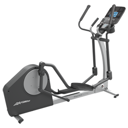 Life Fitness X1 Elliptical Cross-Trainer with Track Console