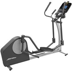 Life Fitness X1 Elliptical Cross-Trainer with Track+ Console