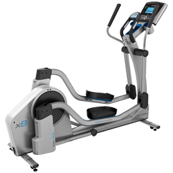 Life Fitness X8 Elliptical Cross-Trainer with Go Console
