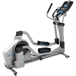 Life Fitness X8 Elliptical Cross-Trainer with Track+ Console