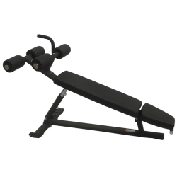 Torque Adjustable Abdominal Bench