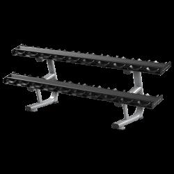 Matrix Magnum 10-Pair Pro-Style Dumbbell Rack