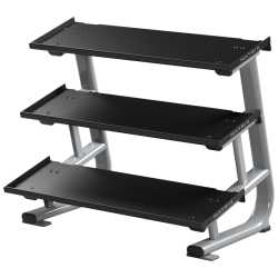 Matrix Magnum Studio Flat-tray Dumbbell Rack