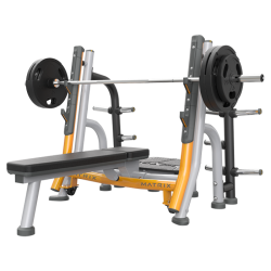 Matrix Magnum Breaker Olympic Flat Bench