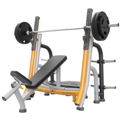 Matrix Magnum Breaker Olympic Incline Bench