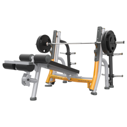Matrix Magnum Breaker Olympic Decline Bench