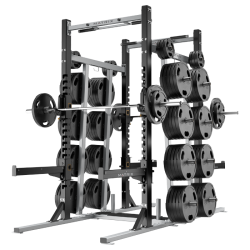 Matrix Magnum Double Half Rack 8'
