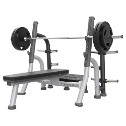 Matrix Magnum Olympic Flat Bench