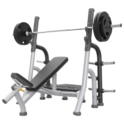 Matrix Magnum Olympic Incline Bench