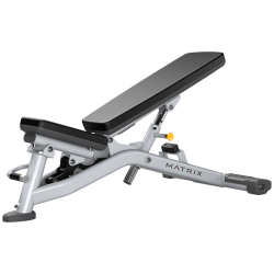 Matrix Magnum Multi-Adjustable Bench LP