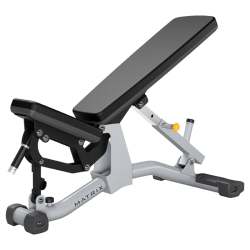 Matrix Magnum Multi-adjustable Bench