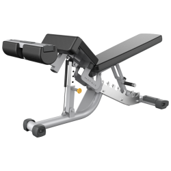 Matrix Magnum Multi-adjustable Bench w/Decline