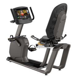 Matrix R50 Recumbent Bike with XIR Console - 2021 Model