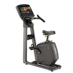 Matrix U50 Upright Bike with XIR Console - 2021 Model
