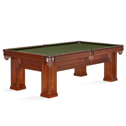 Brunswick Contender Oakland II 8 ft Pool Table