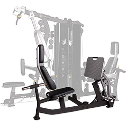 Batca Omega 4 Multi-Station Leg Press