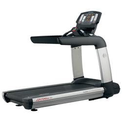 Life Fitness Platinum Club Treadmill - Achieve LED Console