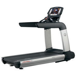 Life Fitness Platinum Club Series Treadmill - Engage 15