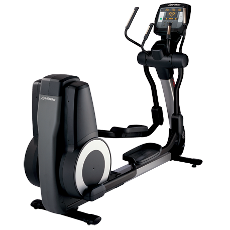 Life Fitness Platinum Club Series Elliptical with Achieve Console