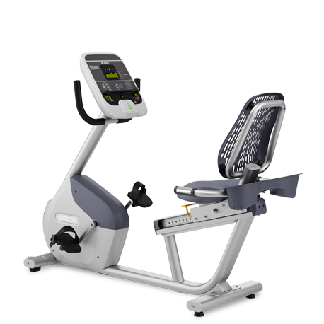 Precor RBK 615 Recumbent Bike - Floor Model
