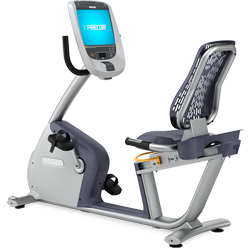 Precor RBK 885 Recumbent Cycle