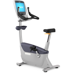 Precor UBK 885 Upright Cycle