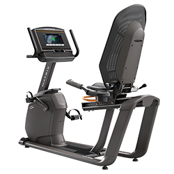 Matrix R50 Recumbent Bike with XER Console