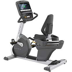 Matrix R7xi Recumbent Bike