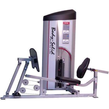 Body-Solid Pro Clubline Series II Leg Press Calf Raise