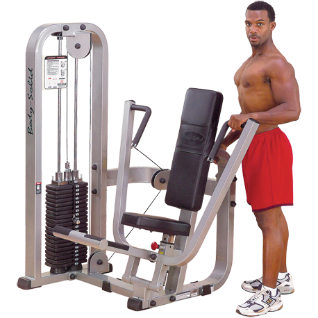 Body-Solid ProClub Line Chest Press