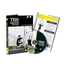TRX Suspension Trainer DVD - TRX Essentials: Strength