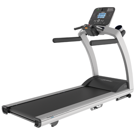 NEW Life Fitness T5 Treadmill with Track Console