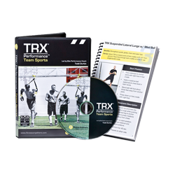 TRX Suspension Trainer DVD - TRX Performance: Team Sports