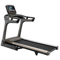 Matrix TF50 Folding Treadmill with XIR Console