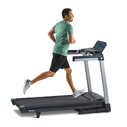 LifeSpan TR5500i Folding Treadmill - Touch
