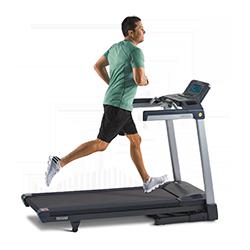 LifeSpan TR5500i Folding Treadmill - Touch
